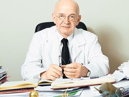 Валерий Григорьевич Савченко, генеральный директор ГНЦ, академик РАН, доктор медицинских наук, профе