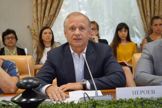 Председатель Комиссии ОП РФ по охране здоровья, физической культуре и популяризации здорового <...>